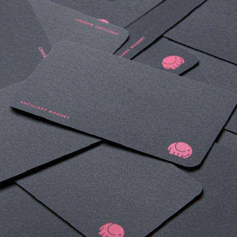 Rounded Corner Business Card 8