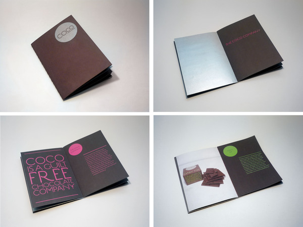 Saddle-Stitched Booklets - Sample Design