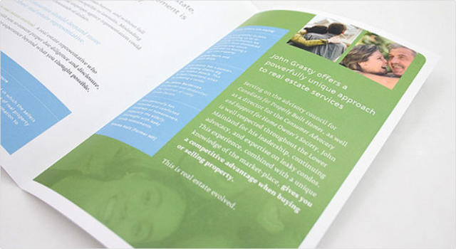 Sample Business Brochure - Armada Design