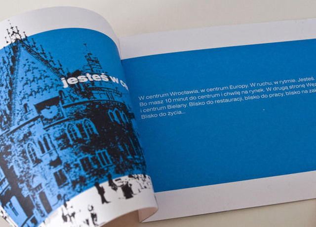 Sample Business Brochure - Lukasz Slotwinski