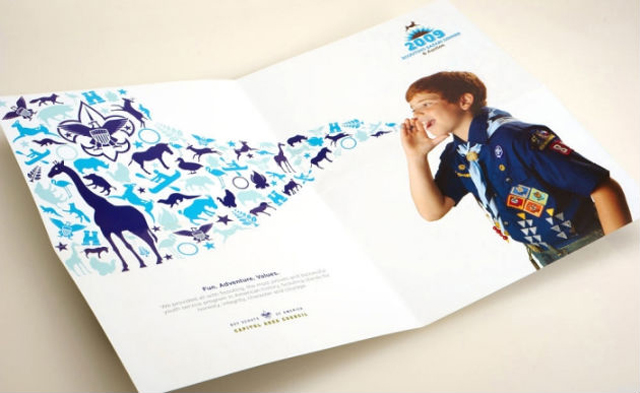 Sample Business Brochure - Shay Isdale Design