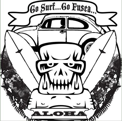Surf Stickers 06