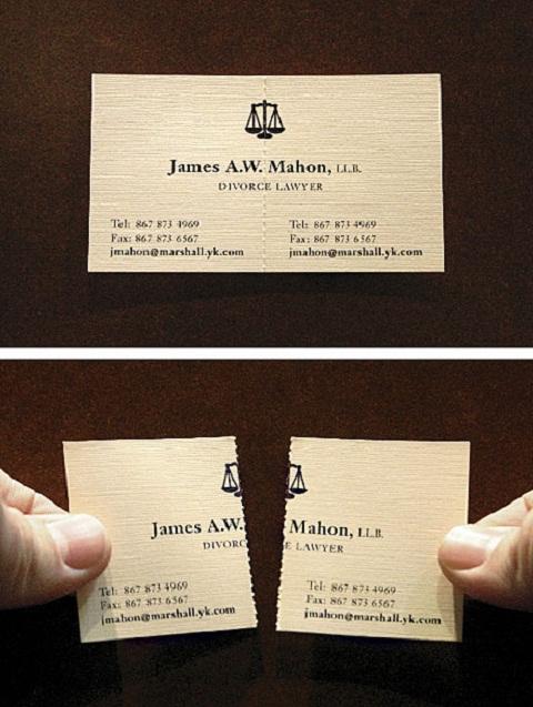 Unique Business Cards 35