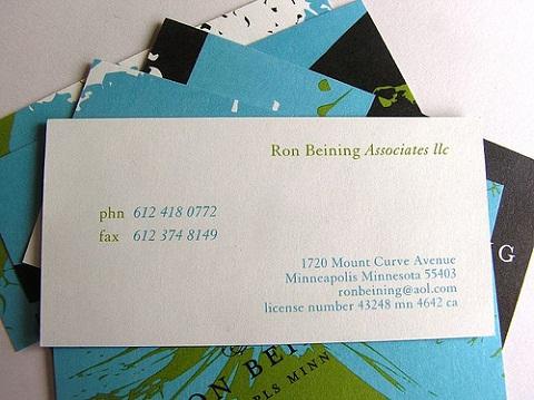 Unique Business Cards 1