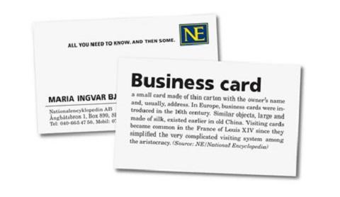 Unique Business Cards 20