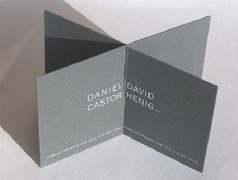 Unique Business Cards 39