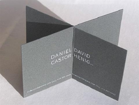 Unique Business Cards 39