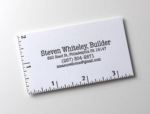 Unique Business Cards 32