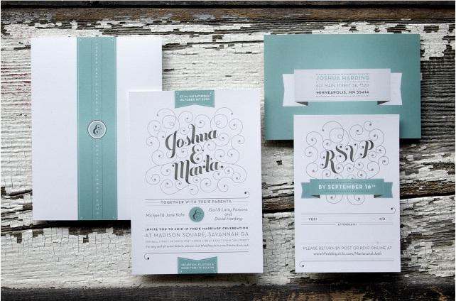 Wedding Invitation Sample_38