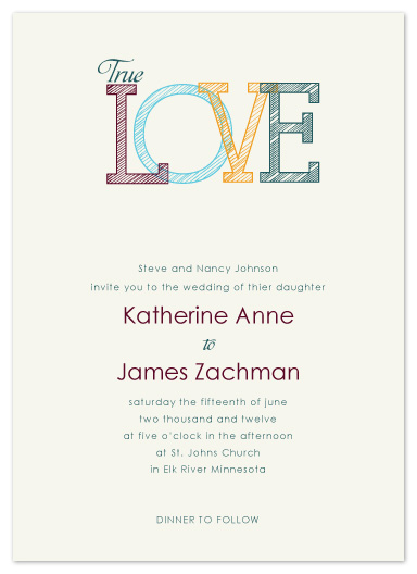 Wedding Invitation Sample_05