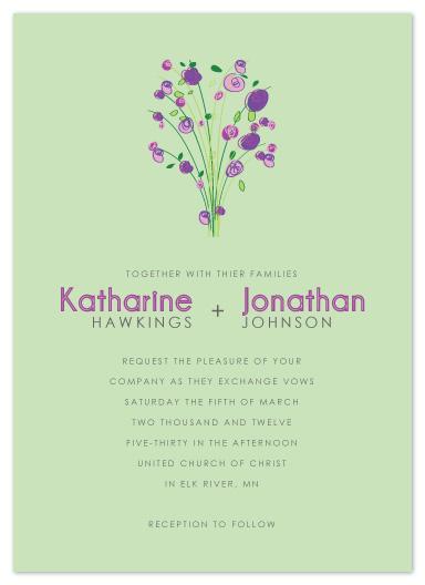 Wedding Invitation Sample_06