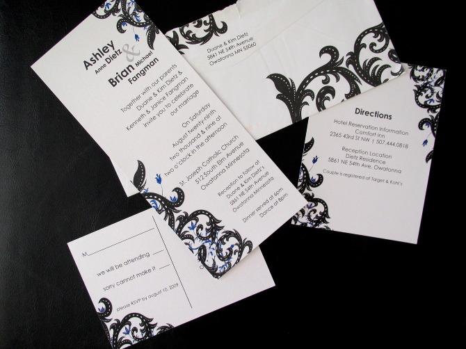 Wedding Invitation Sample_03