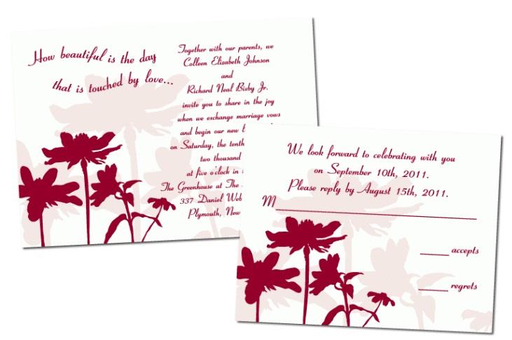 Wedding Invitation Sample_13