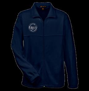 Men's 8 oz. Full-Zip Fleece Jackets
