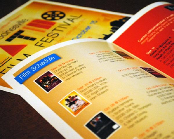 X HalfFold Brochures  UprintingCom