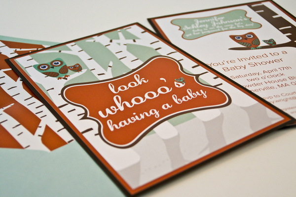 Baby Shower Invitation Design Idea_01