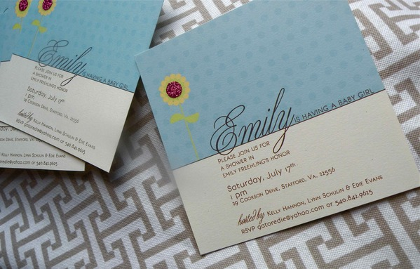 Baby Shower Invitation Design Idea_28