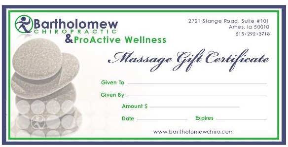 custom business gift certificates