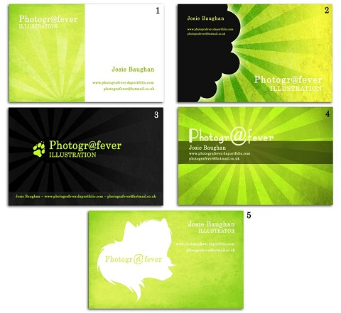 Custom Business Cards 015