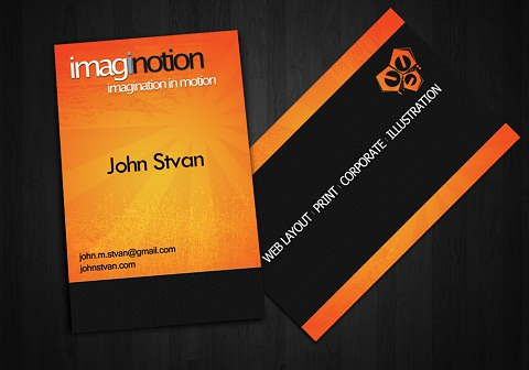 Custom Business Cards 016