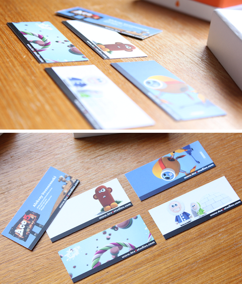 Custom Business Cards 023
