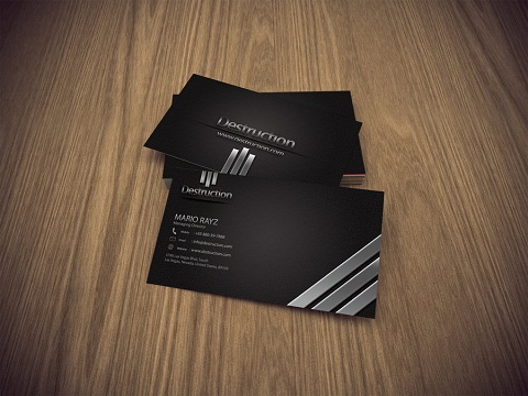 Custom Business Cards 037