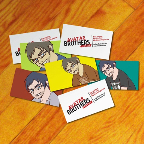 Custom Business Cards 052