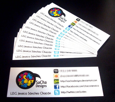 Custom Business Cards 056