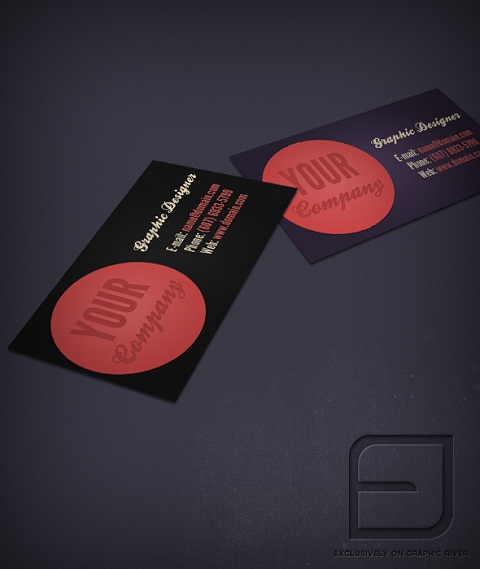 Custom Business Cards 058