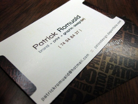 Custom Business Cards 061