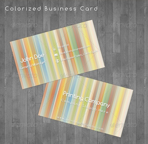 Custom Business Cards 071
