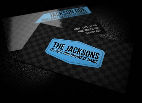 Custom Business Cards 075