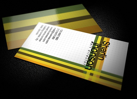 Custom Business Cards 078