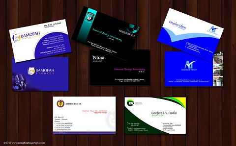 Custom Business Cards 085
