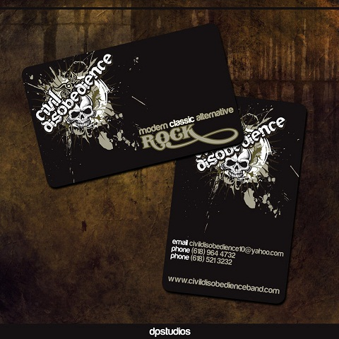Custom Business Cards 086