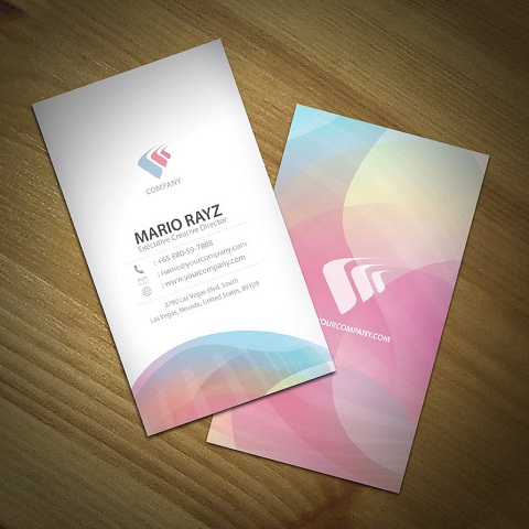 Custom Business Cards 092