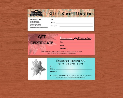 Gift Certificate Size | UPrinting.com