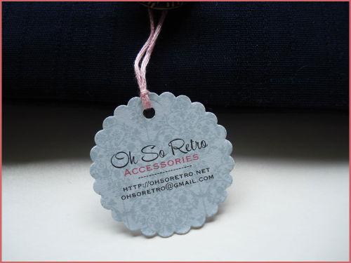 Custom Jewelry Hang Tags | UPrinting.com