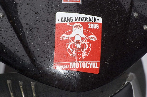 Motorcycle sticker ideas