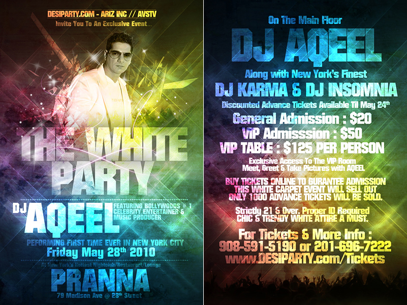Quality Party Flyers Printing  UprintingCom
