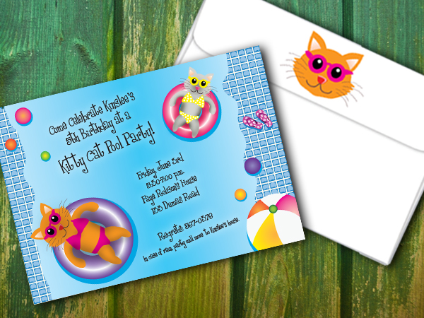 Invitation Design 11