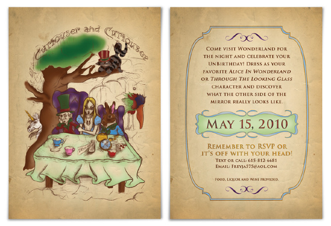 Invitation Design 37