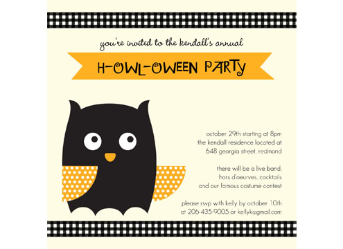 Invitation Design 38