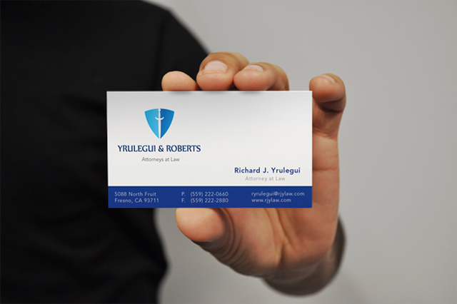 Professional Lawyer Business Cards Design Examples ...