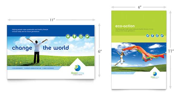 Standard Postcard Size - Orientation