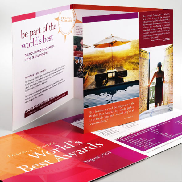 Tri Fold Brochure Printing  UprintingCom