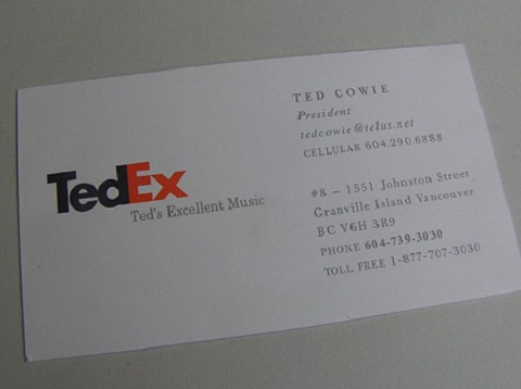 Unique Business Cards 13