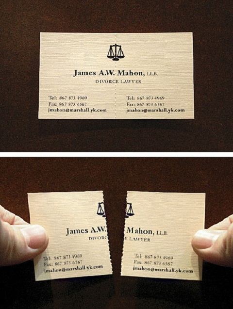 Unique Business Cards 35