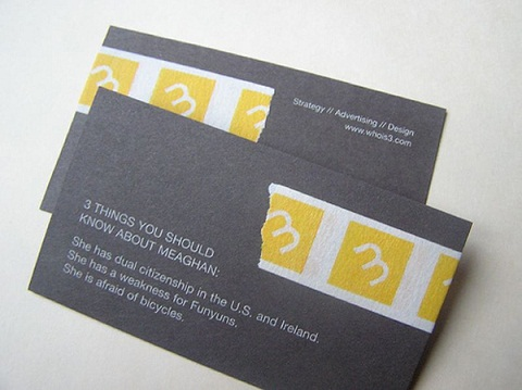 unique business cards 18 - Unique Business Card Ideas