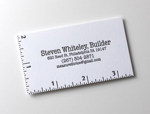Unique Business Cards 32